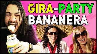 EL BANANERO - GIRA CON THE PARTY BAND
