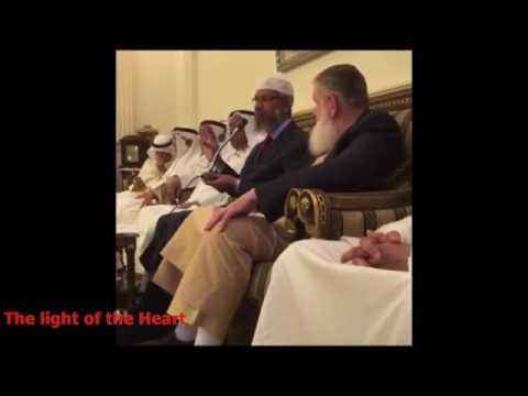 Media & Giving da'wah ~Yusuf Estes _ Dr Zakir Naik┇ Kuwait 19th March 2016