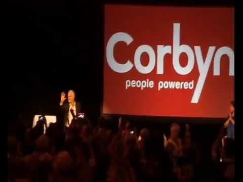 Jeremy Corbyn - Metropole Hotel - Brighton - 2 August 2016 - Labour Party