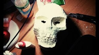 Army of two mask. Hand made. ep 4