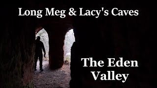 Long Meg & Lacy's Caves. The Eden Valley 10th Jan 2018.