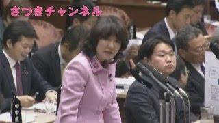 参院予算委員会 片山さつきが安倍総理、麻生大臣に健康寿命延伸について問う!!