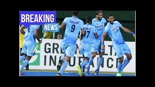 Hockey asia cup 2017: india vs pakistan hockey live score - the times of india - USA News