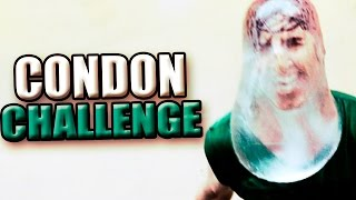 CONDOM CHALLENGE - Robleis