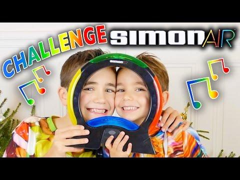 CHALLENGE SIMON AIR 🎵- Swan VS Néo ! - Jeu de société électronique