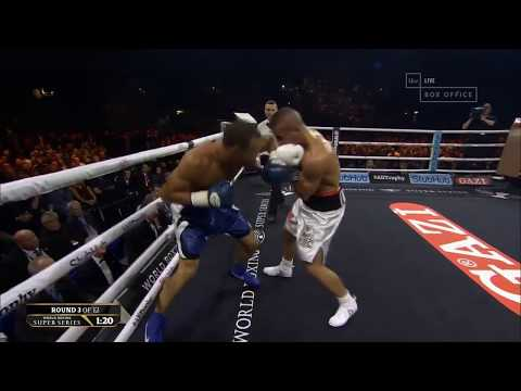 Chris Eubank Jr vs Avni Yildirim Highlights
