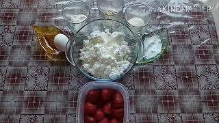 Супер нежные сырники по рецепту Юлии Высоцкой.