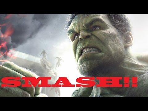 Hulk SMASH!!! [TRAP Remix]