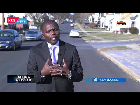 DARING ABROAD: Robert Maina Miano, Advocate in Kenya and U.S.A.