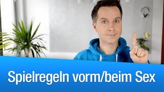 Spielregeln vor- und nach dem Sex | jungsfragen.de