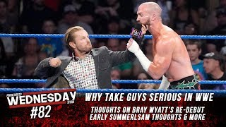 Why Take Guys Serious In WWE | PWUnlimited Wednesday Show #85 thumbnail