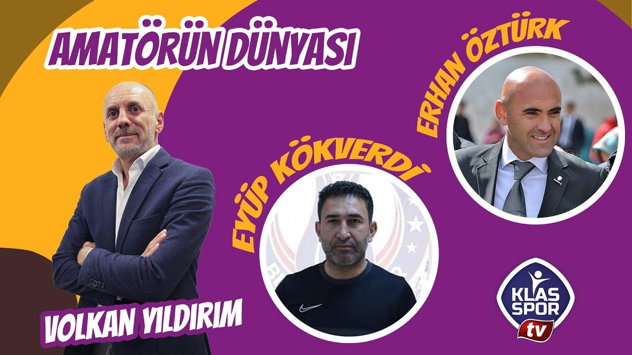Amatörün Dünyası 44. Bölüm Konuk: Eyüp Kökverdi - Erhan Öztürk
