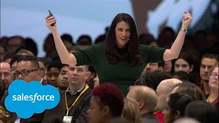 Salesforce A Celebration of Trailblazers Part 3
