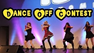 pastel girls dokomi dance off contest lamb live dance cover