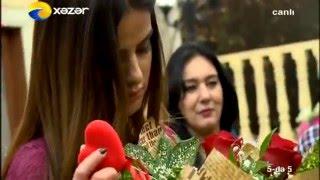 """Elxan Şirinov - """"Bir dəstə qızıl gül"""" (mus: Eldar Mansurov)"""