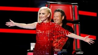 Gwen Stefani and Blake Shelton's Most Adorable Moments on 'The Voice'
