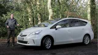 Toyota Prius Plus 2013 - Which? first drive