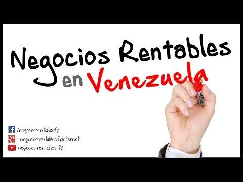 Negocios Rentables en Venezuela - Negocio Redondo de YouTube · Alta definición · Duración:  3 minutos 36 segundos  · Más de 38.000 vistas · cargado el 11.02.2015 · cargado por Negocios Rentables FX Negocio rentable online