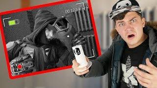 Мы расставили камеры в логове Прыгуна и узнали все его тайны