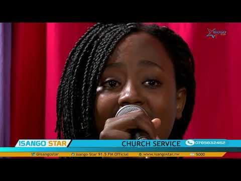ISANGO CHURCH SERVICE #DELIVERENCE  SINGERS GROUP