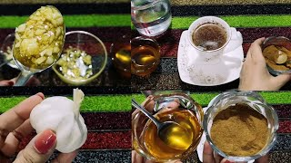 Wazan Kam kernay ka Asan Tarika, Lose Belly Fat with Homemade Remedies in Urdu
