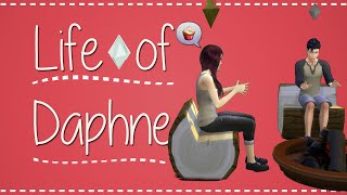 The Sims 4 | Life of Daphne: Boyfriend Vacation! [10] | Mousie