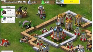 Backyard Monsters Farming Level 50 Kozu With Daves Zafreeti Fomor
