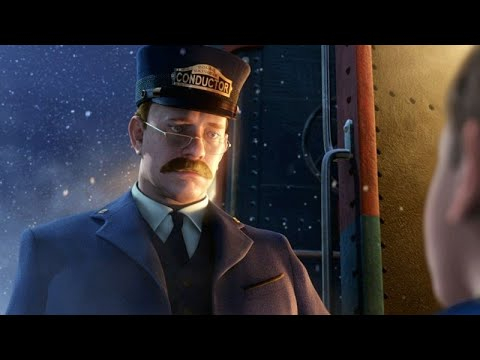 """Download The Polar Express (2004): """" In Carrozza! """" - Scena Iniziale - Full-Hd - ITA"""