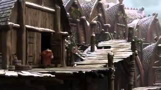 فلم تنانين: فرسان قرية بيرك