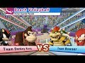 Mario & Sonic At London 2012 Olympic Games Beach Volleyball #7 Team Donkey Kong, Shadow