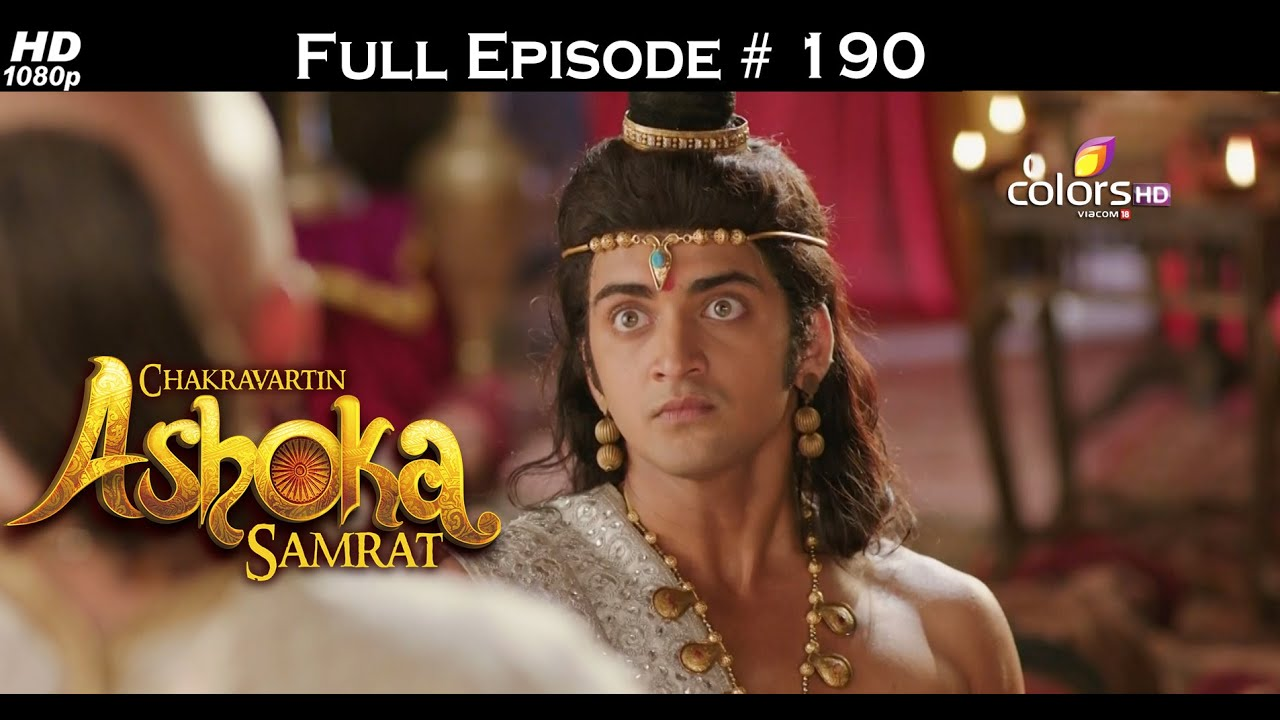 Image result for ashoka samrat episode 190