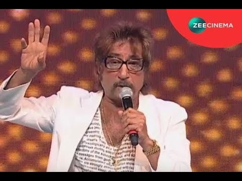 Double Dhamaal Nite | Shakti Kapoor Awarded The  Lifetime Comedy Award by Aashish Chowdhary thumbnail