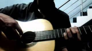 nụ hồng mong manh guitar
