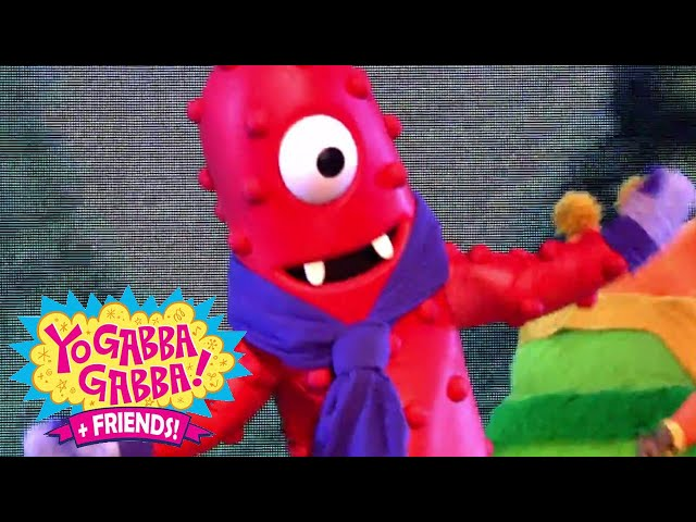 Yo Gabba Gabba! Sing We Were All Babies + MORE ???? Yo Gabba Gabba! + Friends!