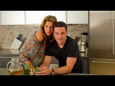 Celebrity Home Tour Of Alysia Reiner & David Alan Basche