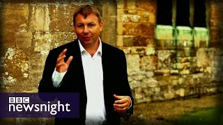 Middle classes (not working class) voted for Brexit, argues Danny Dorling  - BBC Newsnight