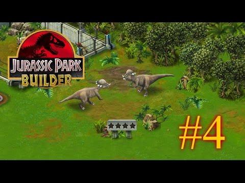 Jurassic Park Builder:Pachycephalosaurus Hatch!! Episodul #4