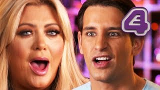 Awkward Moment When Gemma Collins Only Has 1 Guy Who Wants To Date Her! | Celebs Go Dating Series 4
