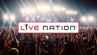 Welcome to the Live Nation YouTube Channel: We Rock Concerts!