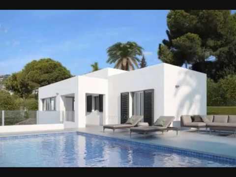 500 000 Euros Gagner En Soleil Espagne Villa Moderne Avec
