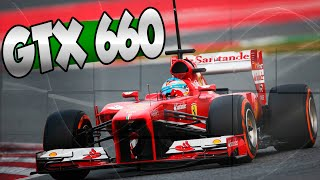 F1 2014 - GTX 660 Ultra Settings [HD]