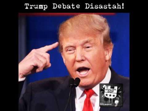 Trump Debate Disastah!