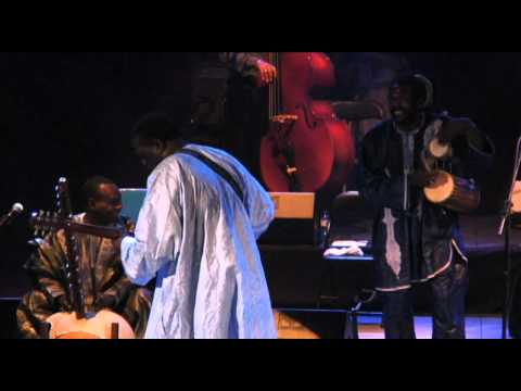AfroCubism - Nima diyala live at la Mar de Musicas