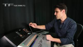 Live Recording with TF Series and Nuendo Live