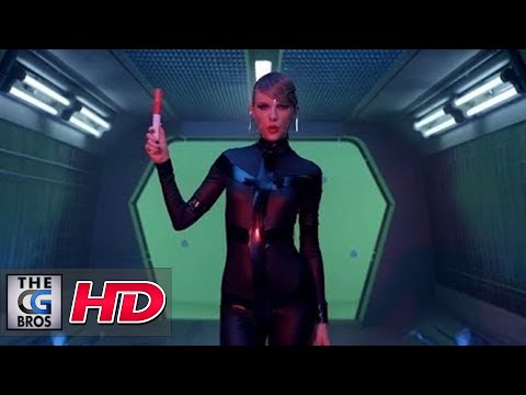 "CGI VFX Breakdowns ""Taylor Swift - Bad Blood"" -  Ingenuity Studios (Engine)"