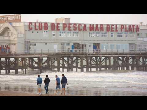 Tourist Destination in Argentina Mar del Plata Beaches
