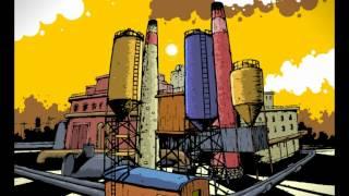 Рекламный ролик для Завода химических реагентов