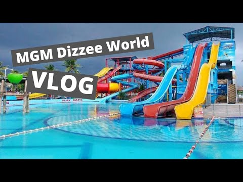 MGM Dizzee World, Chennai, India (iphone camera)