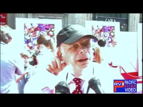 Wallace Shawn voice of Rex of Toy Story 3