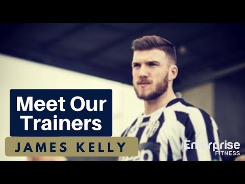 Rising Soccer Star, Athlete & Bodybuilding Coach - James Kelly | Melbourne Personal Trainers